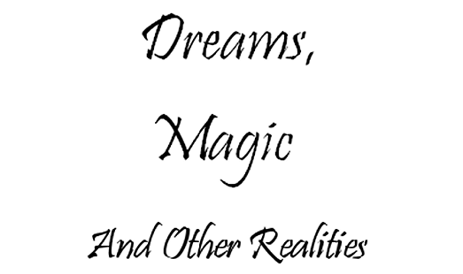 Dreams Magic title png
