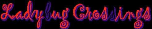 ladybug crossings logo png