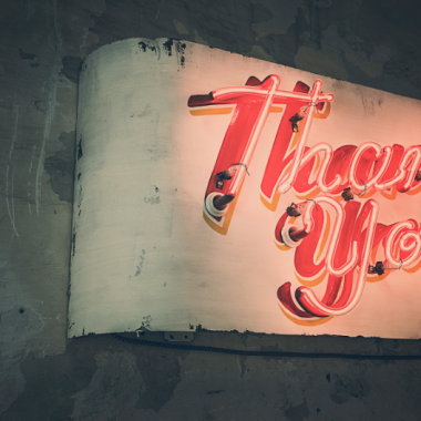 Thank Your People – Showing Gratitude for Your Creative Allies