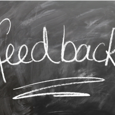 Four Tips on Giving Constructive Feedback