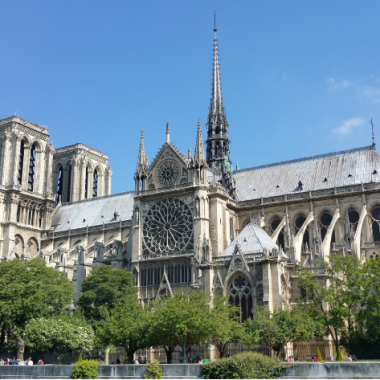 What The Notre-Dame Fire Says About Our Values
